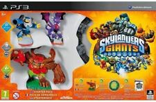 Skylanders Giants Starter Pack Nintendo Wii Video Game Portal  3 Toy Figures NEW