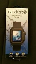 > CATALYST Case for Apple Watch iWatch 42mm Series 1 Waterproof 50m 810G - NEW