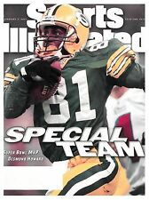 February 3, 1997 Desmond Howard Green Bay Packers SB Sports Illustrated