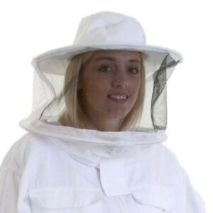 Beekeepers Spare Round Veil for Beekeeping Suits