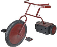 Creepy ANIMATED GHOSTLY TRICYCLE Child Sound Halloween Haunted House Horror Prop