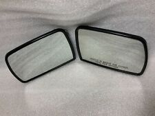 00-06 Bmw X5 /05-09 Land Rover Lr3 Driver left Right mirror glass 713061 713062
