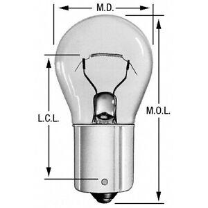 Engine Compartment Light Bulb Rear Wagner Lighting BP93