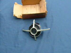 1962 Ford Galaxie 500 and Xl grille star ornament, NOS! C2AZ-8B075-A (read ad)
