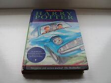 Harry Potter and the chamber of secrets by J. K. Rowling hardback 1st print Aver