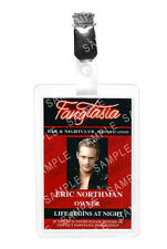 True Blood Fangtasia Eric Northman ID Badge Vampire Cosplay Costume Comic Con