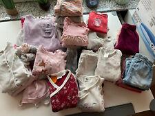 XXL Baby Bekleidungspaket Mädchen 50/56 und 62