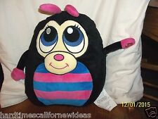Mushabelly Mushkin Chatter Pillow Plush Ladybug by Jay at Play