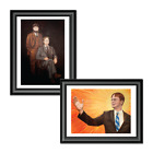 TWO Dwight Schrute Posters The Office Dunder Mifflin