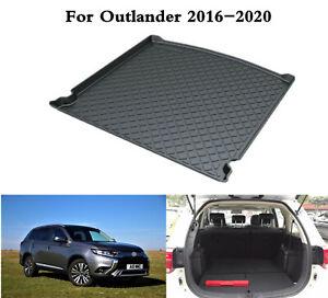 Rear Cargo Liner Boot Trunk Floor Mat for2012-2021 Mitsubishi Outlander ZJ ZK ZL