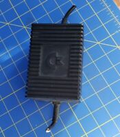 Vintage Black Commodore 64 Power Supply C64 For Parts