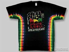 Steel Pulse size XL African Holocaust tie dye t-shirt, new never worn, Free Ship