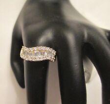 18K Gold Diamond  Wedding Band  Dia=1.25 Carats  F-VS1   Size 7.5  Value=$4,950