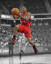 Atlanta Hawks JEFF TEAGUE Glossy 8x10 Photo Spotlight Basketball Print Poster