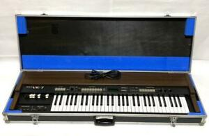 Roland VK-7 61 key Electronic Combo Organ 1997 with Hard Case Vintage Used Good