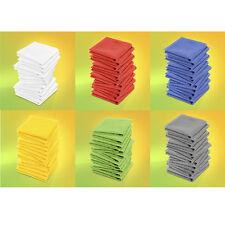 12 er Sparpack - Kracht Poliertuch, Spültuch, Putztuch, Baumwolle, 30x30 cm