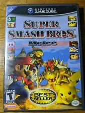 Super Smash Bros Melee (Nintendo GameCube, Good Condition)