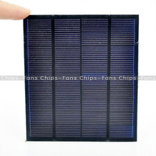 Mini 9V 1.5W Solar Collector Solar Power Panel DIY for Cell Phone Charger