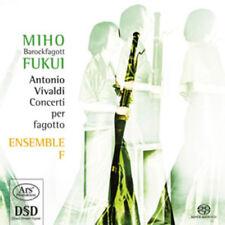 Antonio Vivaldi : Antonio Vivaldi: Concerti Per Fagotto CD (2014) ***NEW***