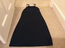 Ladies Black Backless Dress by Next size 10