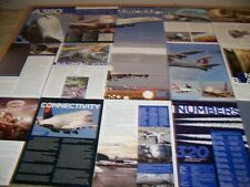 VINTAGE..AIRBUS A380 HISTORY..PHOTOS/HISTORY/DETAILS/SPECS..RARE! (645L)