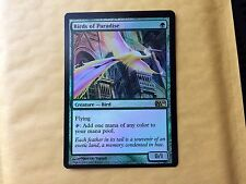 Miscut M10 FOIL Birds of Paradise Misprint MTG Magic GENUINE #3