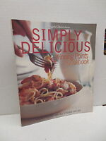 Weight Watchers Simply Delicious Winning Points Recipe Cookbook Noodles Pizza