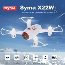 New Black or White Wi-Fi FPV 0.3MP Camera Selfie Drone Stable 6-Axis Aircraft