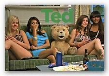 COMEDY MOVIE POSTER Ted Girls on Couch