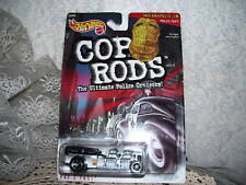 HOT WHEELS COP RODS INDIANAPOLIS IN  MIB