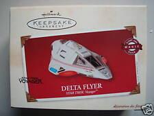 2002 Hallmark DELTA FLYER STAR TREK VOYAGER NIB