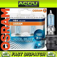 Osram HB4 Cool Blue Intense 4200K 12v 51w Car Upgrade Headlight Headlamp Bulbs