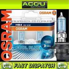 Osram Hb4 Cool Blue Intense 4200k 12v 51w coche actualización Faros Faro Bombillas
