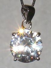 NEW Clear Crystal Pendant