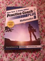 Practice Coach Plus, Mathematics 6 through 8th grade, Great Condition