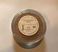 SHEER COVER MINERAL FOUNDATION SPF 15 NUDE Large 4g