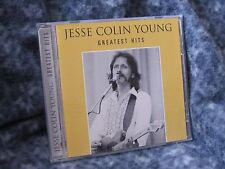 "JESSE COLIN YOUNG CD ""GREATEST HITS"" LIQUID RECORDS BMG"