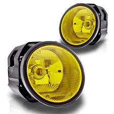 00-01 Nissan Maxima/01-04 Frontier/00-03 Sentra Yellow Fog Lights w/Wiring Kit