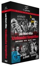 Louis Weinert-Wilton - 4 DVD Komplettbox (Die weiße Spinne, Teppich des Grauens)