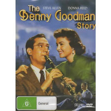 The Benny Goodman Story Dvd  ( Brand New )( Fast Free Shipping)
