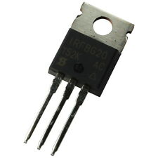 IRFBG20 Vishay Siliconix MOSFET Transistor 1000V 1,4A 54W 11R TO220AB 855652
