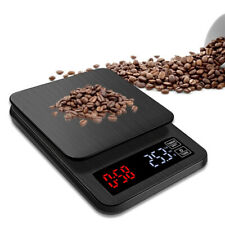 5kg/0.1g Digital Waage Feinwage Goldwaage Kaffeewaage Präzisionwaage Küchenwaage