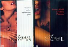 ANIMAL ATTRACTION 1-2-3-4: Complete Sexy 4 Film Series- RARE NEW OOP DVD's