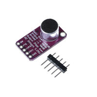 MAX9814 Electret Microphone Amplifier Module AGC Auto Gain Control forArduinoCES