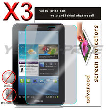 3 Pack Anti-glare Screen Protector fo Samsung Galaxy Tab 2 7.0 P3110 P3113 P3100