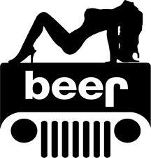 Jeep Go Topless boobie bouncer beer stripper party fin top off no top no door