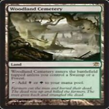 MAGIC THE GATHERING WOODLAND CEMETERY INNISTRAD DUAL LAND MTG **