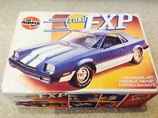 FORD EXP  1:25 Scale Airfix 06432 Rare Vintage Model Kit