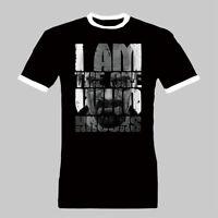 Breaking Bad I Am The One Who Knocks Heisenberg Ringer T-Shirt Cotton  Men Women