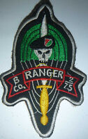 US RANGER - PATCH - Long Range Recon Patrol - LURPS - LRRP - Vietnam War - 2008